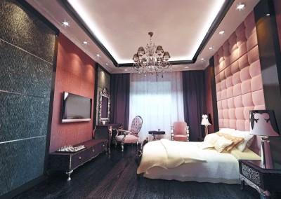Hotel con Mini Downlights - Spotlights