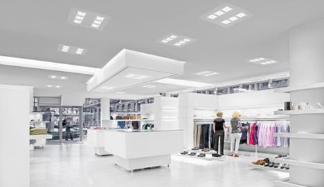 Tienda con LED 2